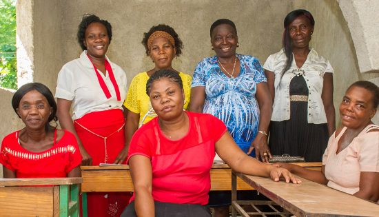 microfinance women
