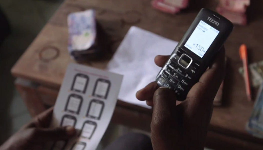 Digital financial services using mobile phones