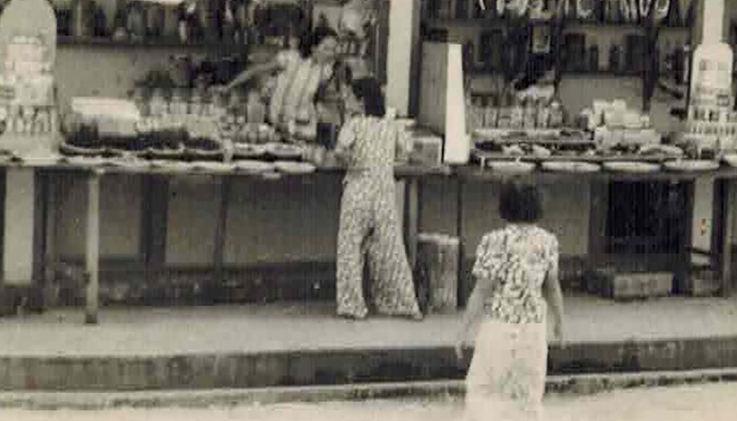 Market Stall Malaya