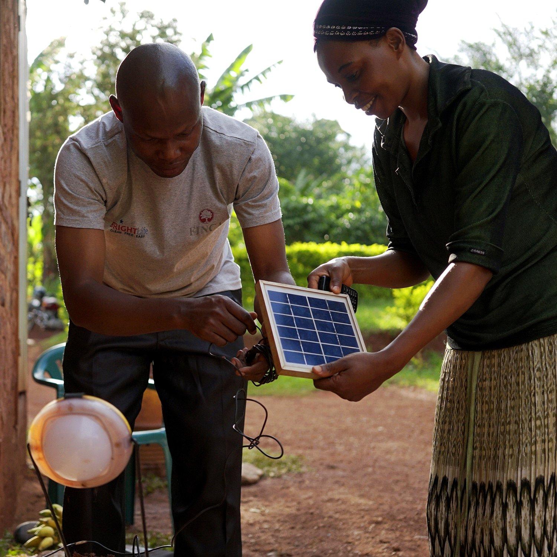 Solar Lanterns Uganda