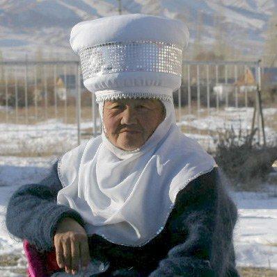 FINCA Kyrgyzstan client