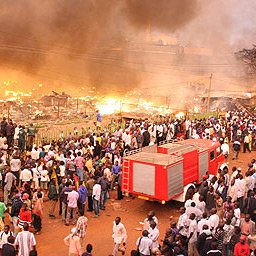finca uganda fire