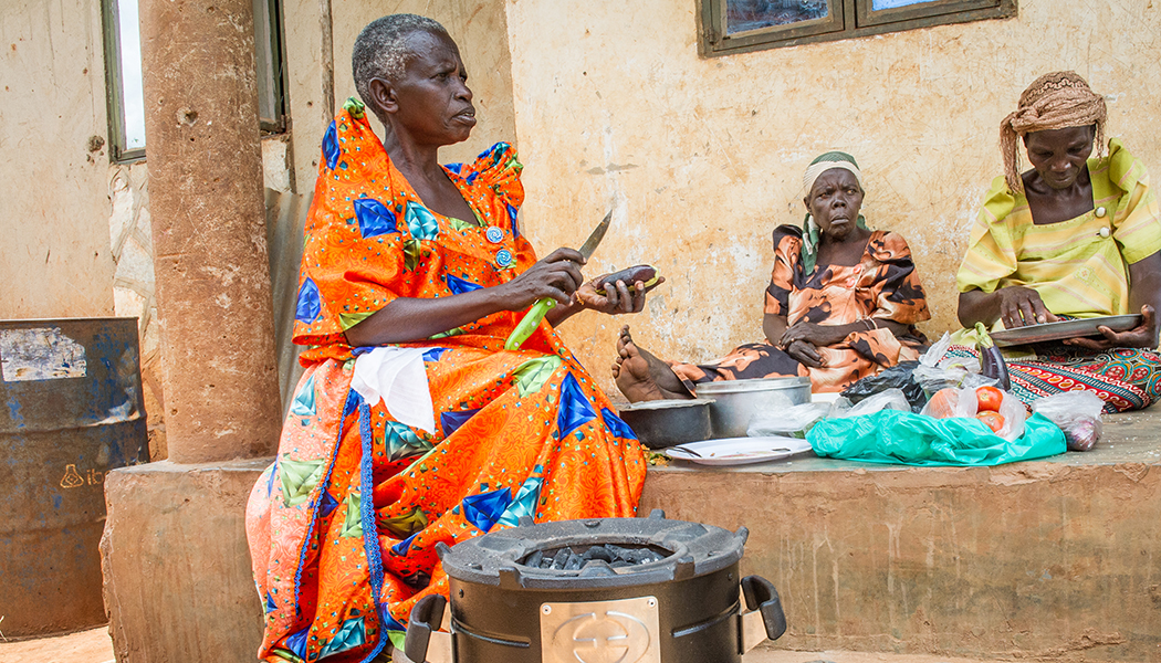 clean cookstove